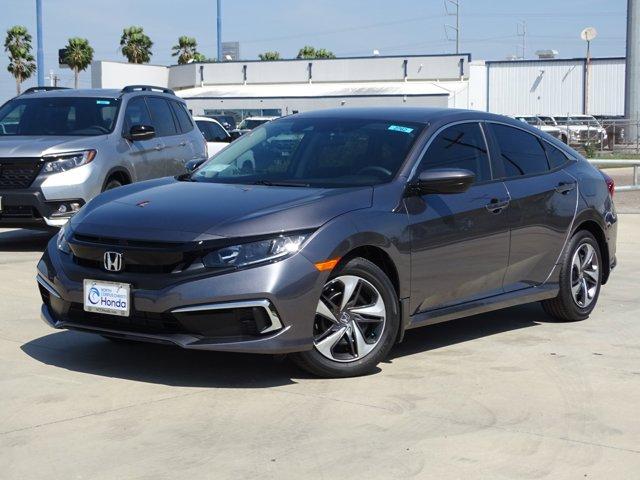 New 2020 Honda Civic Sedan in Corpus Christi, TX