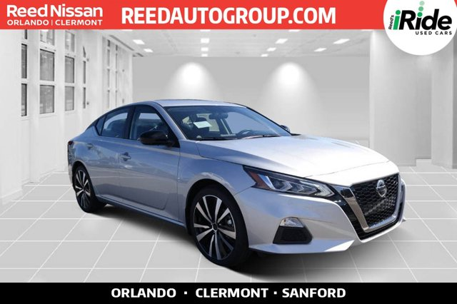 New 2020 Nissan Altima in Clermont, FL