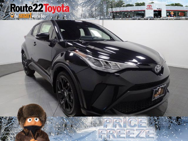2021 Toyota C-HR Nightshade Nightshade FWD Regular Unleaded I-4 2.0 L/121 [19]