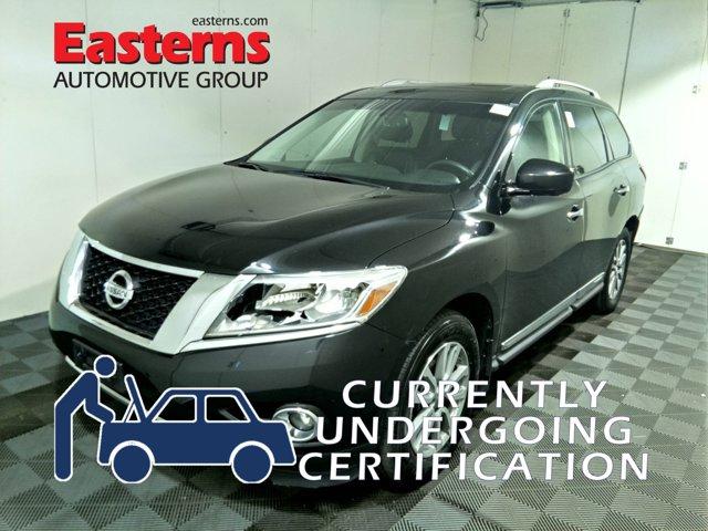 2016 Nissan Pathfinder SL Premium Sport Utility