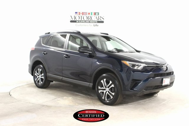Used 2017 Toyota RAV4 in Cleveland, OH