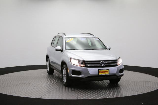 2017 Volkswagen Tiguan for sale 122838 44