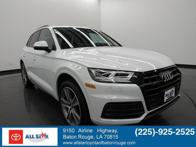 Used 2019 Audi Q5 in Baton Rouge, LA
