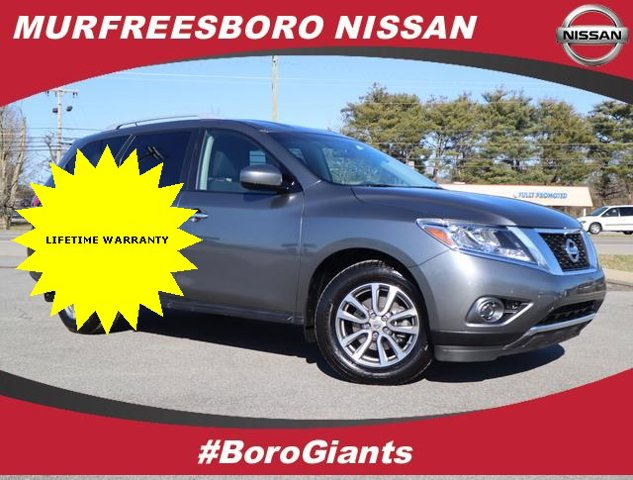 Used 2015 Nissan Pathfinder in Murfreesboro, TN
