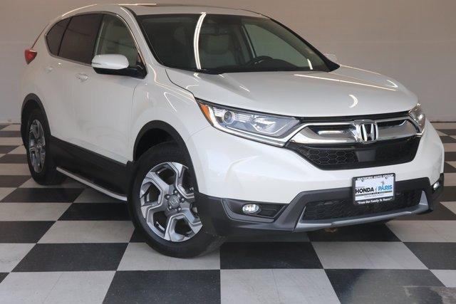 Used 2018 Honda CR-V in Paris, TX