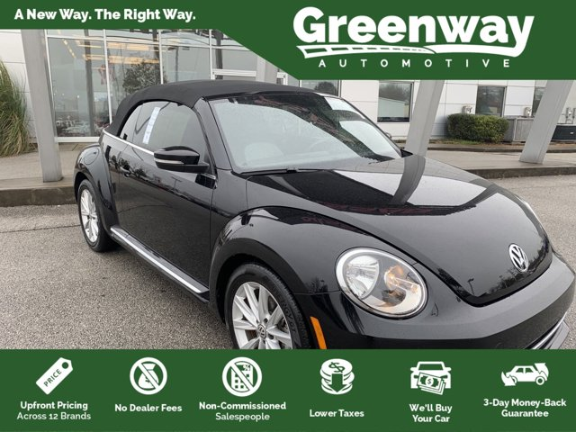 2018 Volkswagen Beetle Convertible 2.0T SE