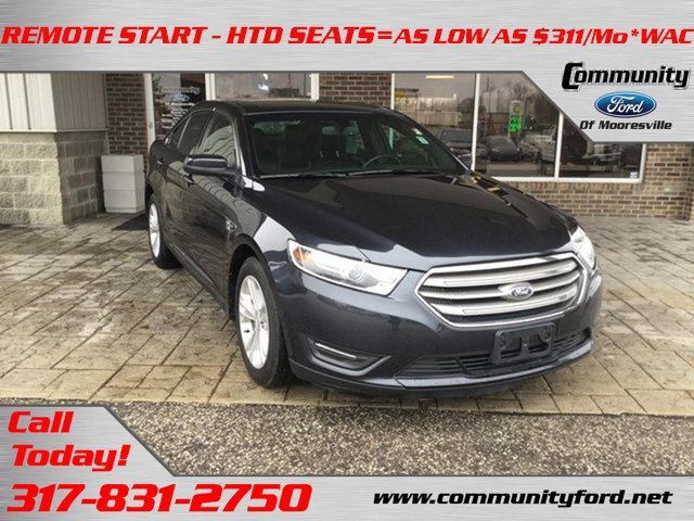 Used 2017 Ford Taurus in Bloomington, IN
