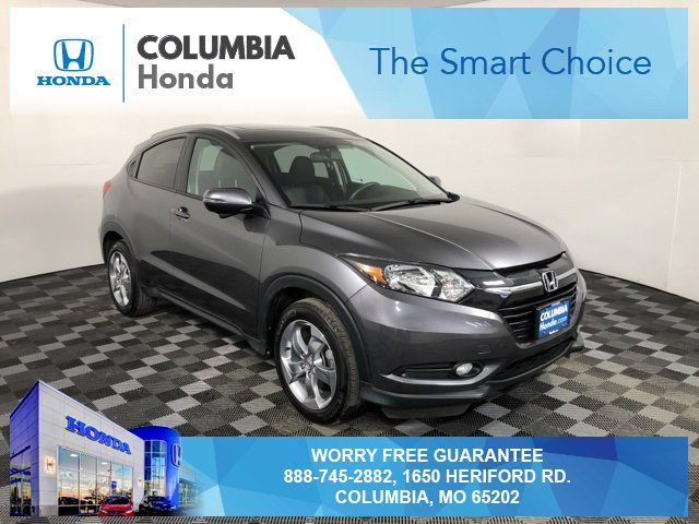 Used 2017 Honda HR-V in Columbia, MO