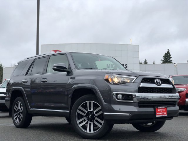 Used 2016 Toyota 4Runner Limited