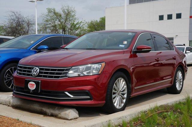 Used 2017 Volkswagen Passat in Dallas, TX