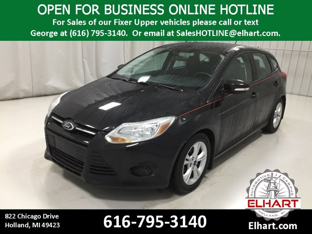Used 2014 Ford Focus in Holland, MI
