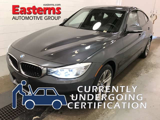 2016 BMW 3 Series Gran Turismo 335i xDrive Hatchback