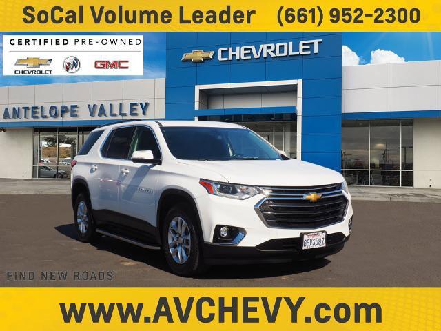 2019 Chevrolet Traverse LT Cloth FWD 4dr LT Cloth w/1LT Gas V6 3.6L/217 [4]