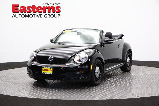 2014 Volkswagen Beetle Convertible  Convertible