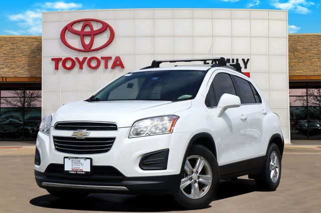 Used 2015 Chevrolet Trax in Burleson, TX