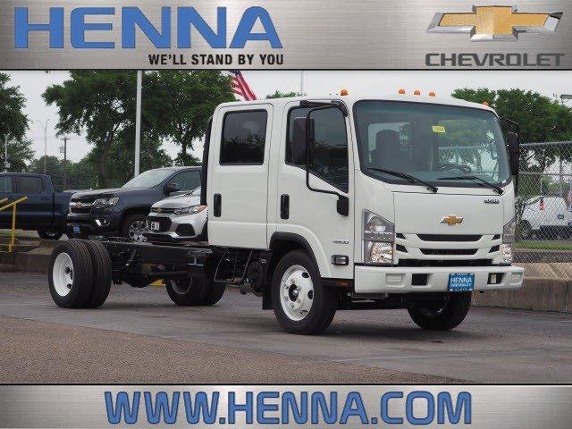 New 2020 Chevrolet 4500 LCF Gas in Austin, TX
