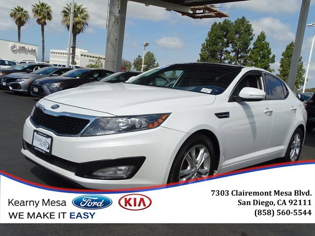 Used 2013 KIA Optima in San Diego, CA