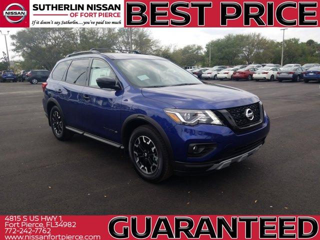 New 2020 Nissan Pathfinder in Fort Pierce, FL