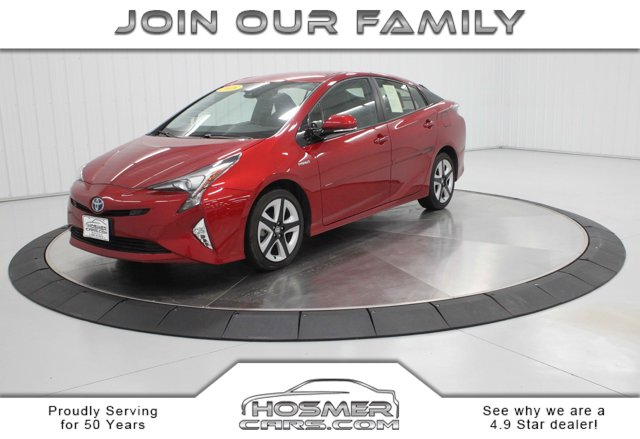 Used 2018 Toyota Prius in Mason City, IA