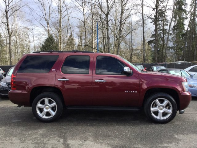 Used 2008 Chevrolet Tahoe 4WD 4dr 1500 LT w-1LT