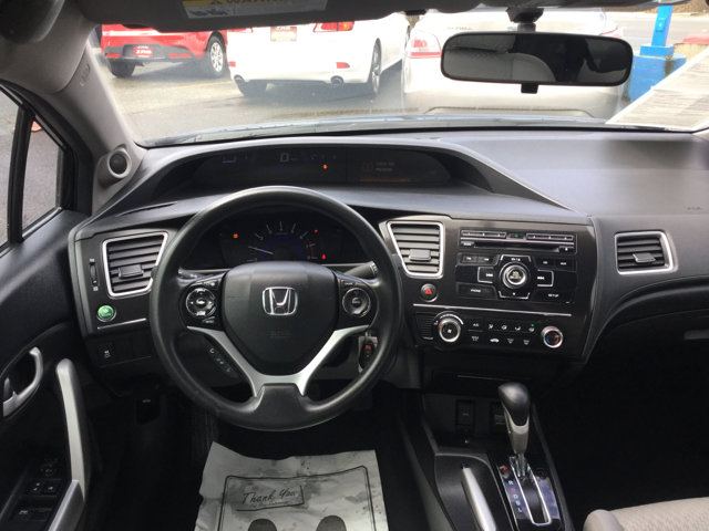 Used 2015 Honda Civic Coupe 2dr CVT LX