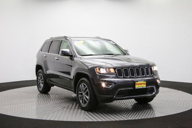 2017 Jeep Grand Cherokee for sale 123313 44
