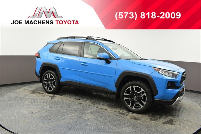 Used 2019 Toyota RAV4 in Columbia, MO