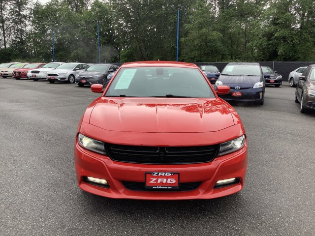 Used 2016 Dodge Charger 4dr Sdn R-T RWD
