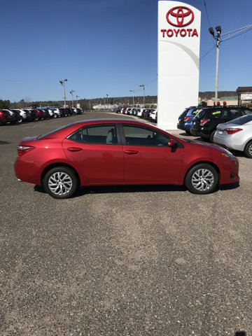 Used 2017 Toyota Corolla in Iron Mountain, MI