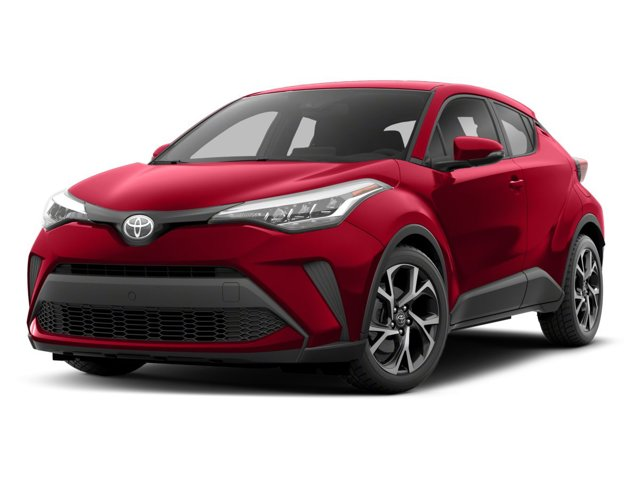 New 2020 Toyota C-HR in Cleveland, OH