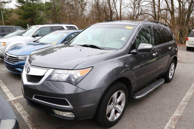 Used 2010 Acura MDX in High Point, NC