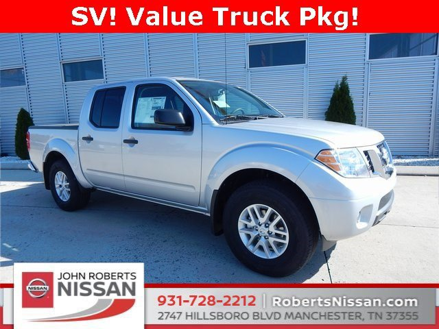 New 2019 Nissan Frontier in Manchester, TN