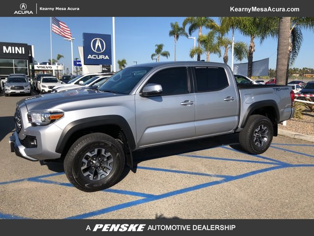 Used 2018 Toyota Tacoma in San Diego, CA
