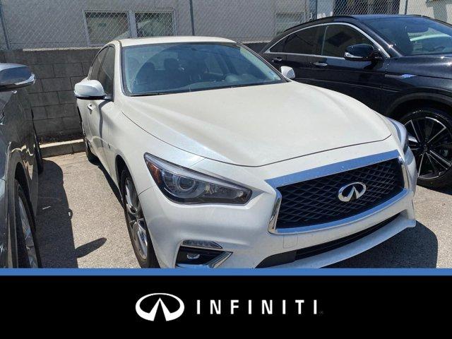 2019 INFINITI Q50 3.0t LUXE 3.0t LUXE RWD Twin Turbo Premium Unleaded V-6 3.0 L/183 [3]