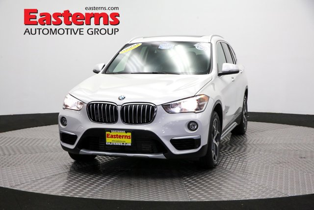 2017 BMW X1 for sale 122929 0