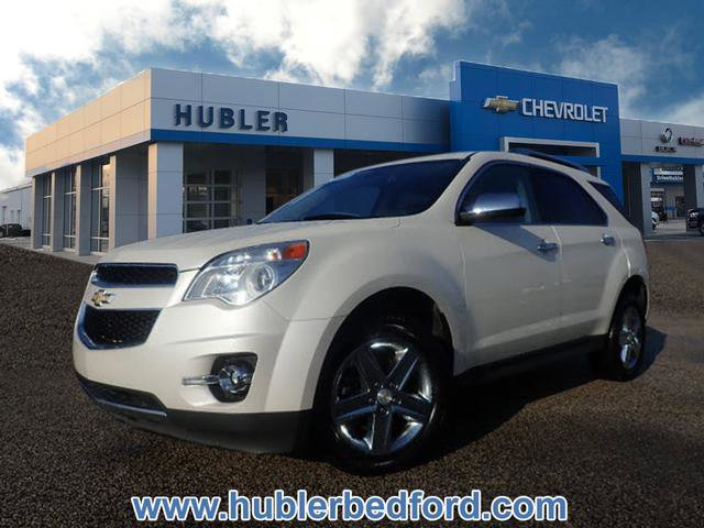 Used 2015 Chevrolet Equinox in Greenwood, IN