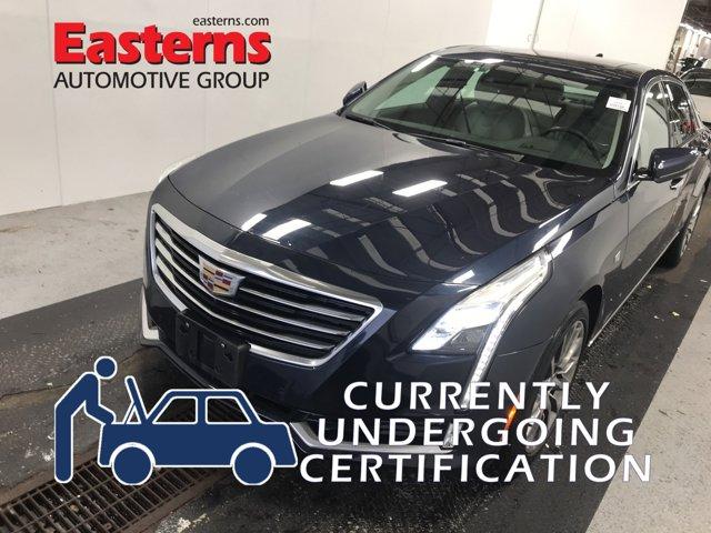 2016 Cadillac CT6 Premium Luxury Collection 4dr Car