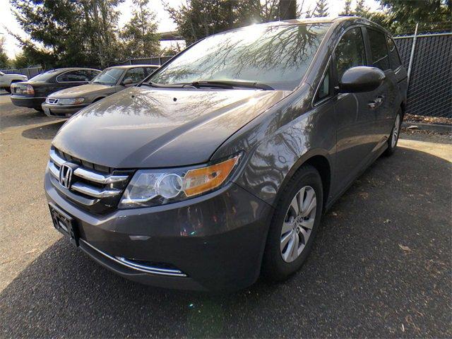 Used 2017 Honda Odyssey in Olympia, WA