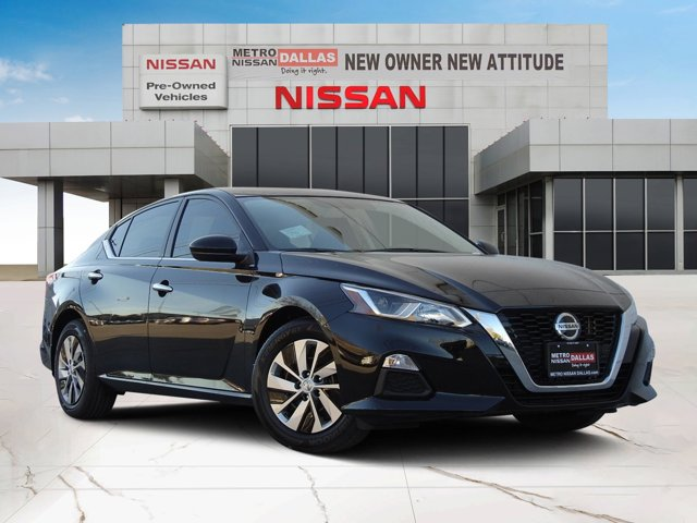 2020 Nissan Altima 2.5 S 2.5 S Sedan Regular Unleaded I-4 2.5 L/152 [8]