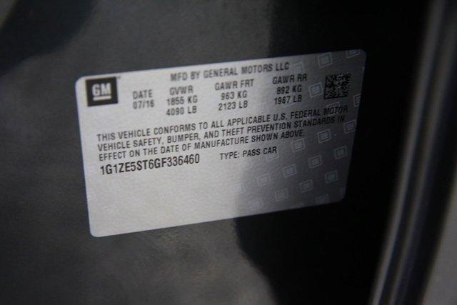 2016 Chevrolet Malibu for sale 122875 31