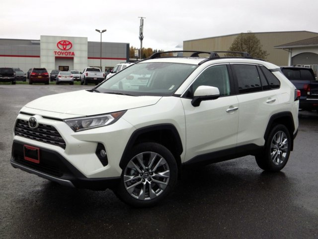 New 2019 Toyota RAV4 in Juneau, AK