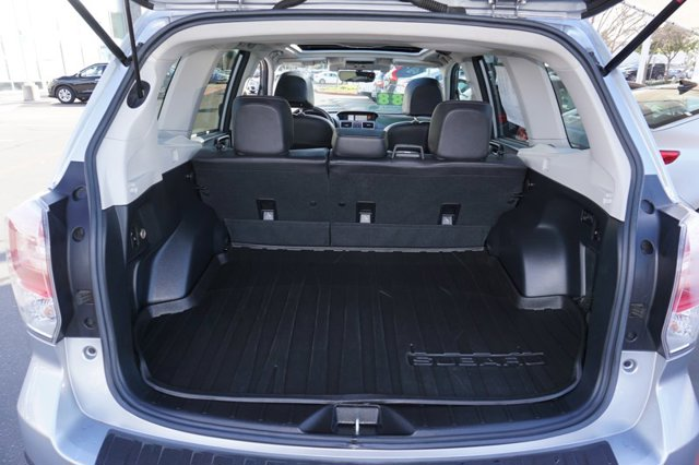 Used 2017 Subaru Forester 2.0XT Touring CVT
