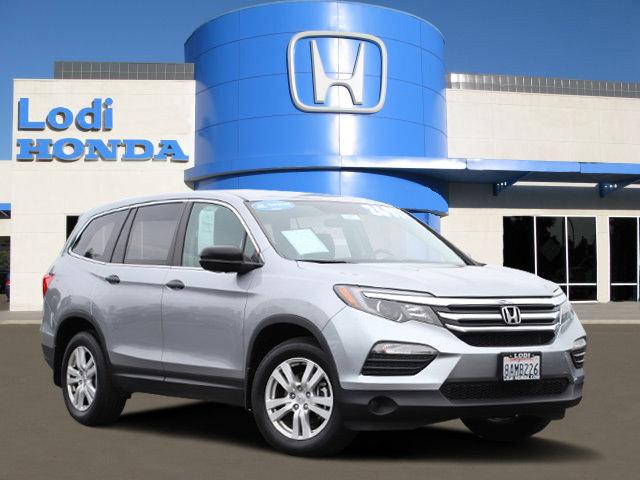 Used 2017 Honda Pilot in Lodi, CA