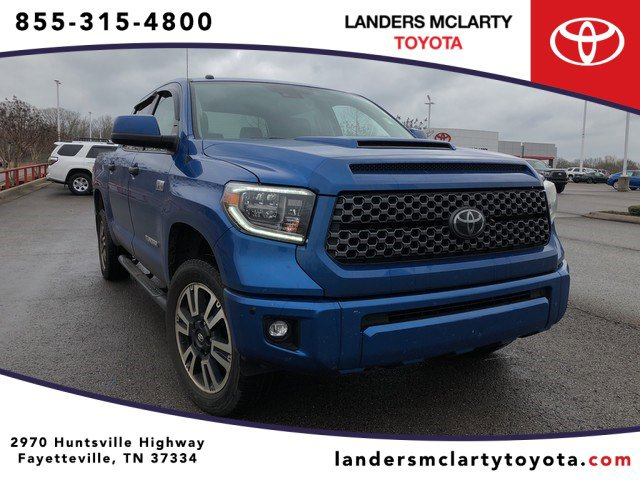 Used 2018 Toyota Tundra in Fayetteville, TN