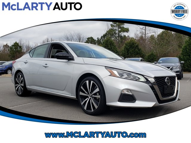 Used 2019 Nissan Altima in North Little Rock, AR
