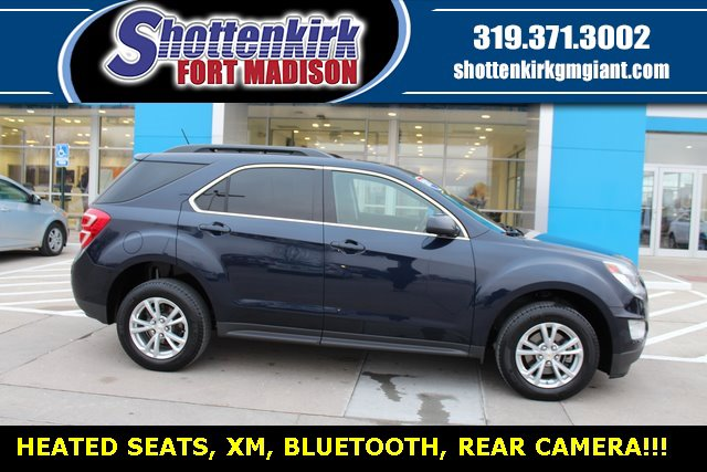 Used 2017 Chevrolet Equinox in Fort Madison, IA