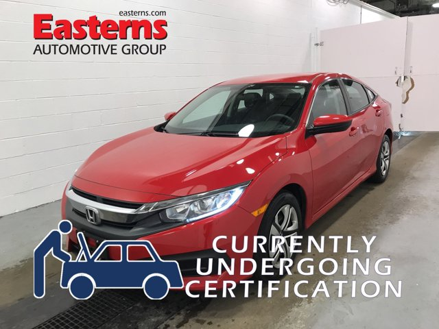 2016 Honda Civic LX 4dr Car