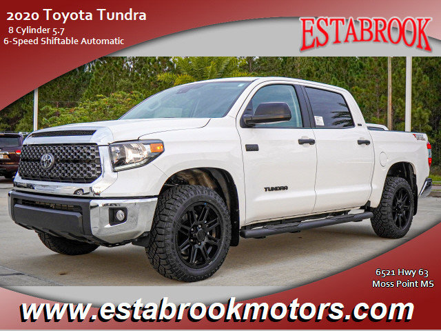 New 2020 Toyota Tundra in Moss Point, MS