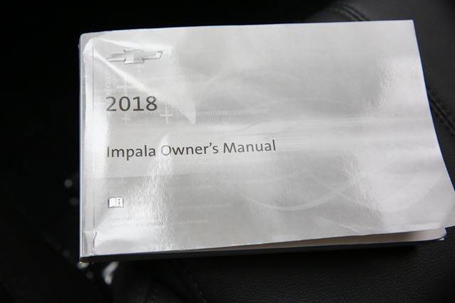 2018 Chevrolet Impala for sale 123350 19