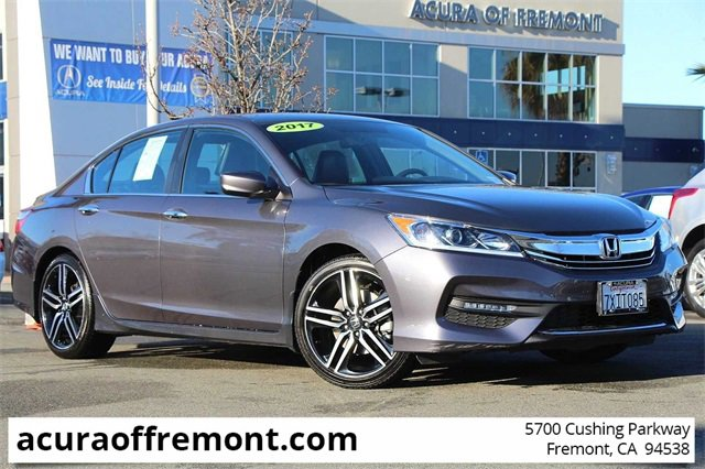 Used 2017 Honda Accord Sedan in , CA